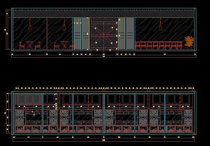 建筑设计虹冲桥头管护工程站建筑设计